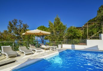 Massa Lubrense Holiday Villa Rental With Private Pool