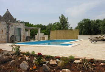 Country House in Castellana Grotte, Italy
