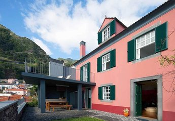 Chalet in Cova (Madeira), Madeira