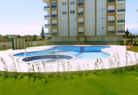 Apartment in Antalya, Turkey: