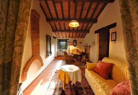 Villa in Anghiari, Italy