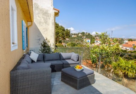 Villa in Collioure, the South of France
