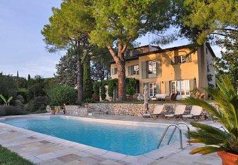 Villa in Quartiers Est Les Salettes-Les Campons, the South of France