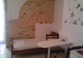 Studio Apartment in Heraklion City, Crete