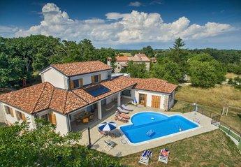 Villa in Gradišće, Croatia