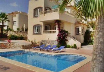 Villa in Club de Golf Las Ramblas de Orihuela, Spain