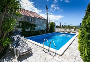 Villa in Trsteno, Croatia