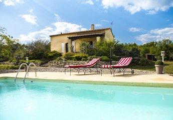 Villa in France, La Verdière