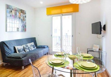 Apartment in El Raval, Spain