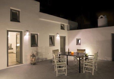 House in karterados, Santorini