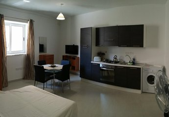 Studio Apartment in Zebbug, Malta
