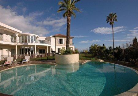 Villa in La Turbie, the South of France