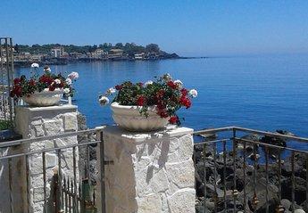 Apartment in Aci Castello, Sicily