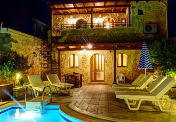 Villa in Frantzestiana Metohia, Crete