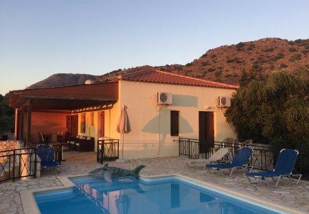 Villa in Almyrida, Crete