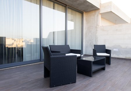 Penthouse Apartment in Marsascala, Malta