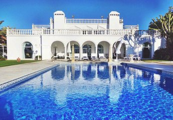 Villa in Atalaya-Isdabe, Spain: