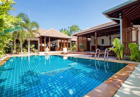 Villa in Ao Nang, Thailand