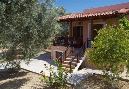Villa in Asteri, Crete