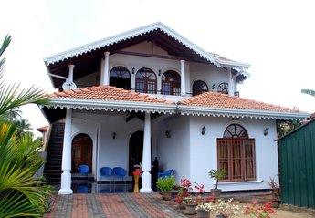 Town House in Sri Lanka, Western coast