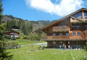 Apartment in Ollon, Switzerland