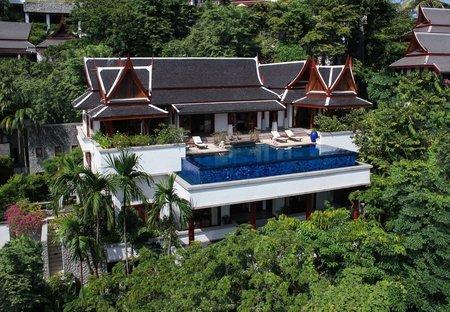 Villa in Surin beach, Phuket