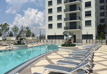 Apartment in Miami, Florida