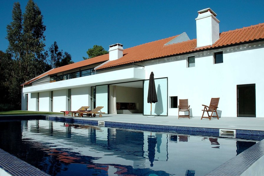 Villa To Rent In Palames Lisbon Metropolitan Area With