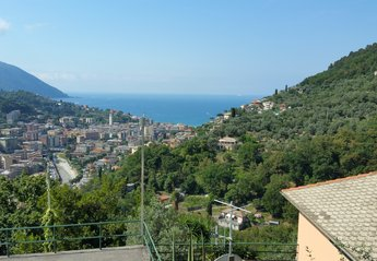 Apartment in Recco, Italy