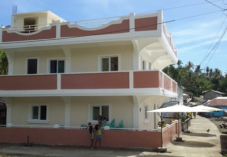 House in Daram, Philippines