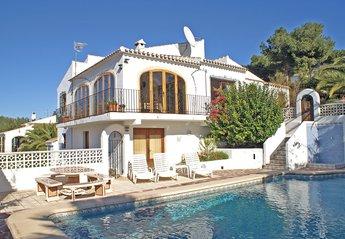 Villa in Rafalet, Spain: KONICA MINOLTA DIGITAL CAMERA