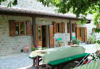 House in Vellano, Italy