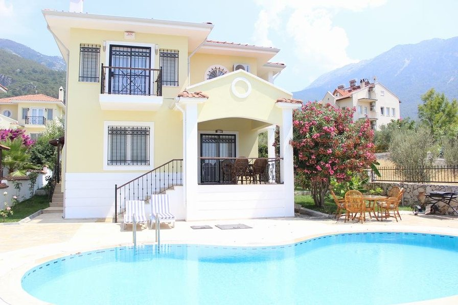 Villa To Rent In Ovacik Turkey With Private Pool 189089