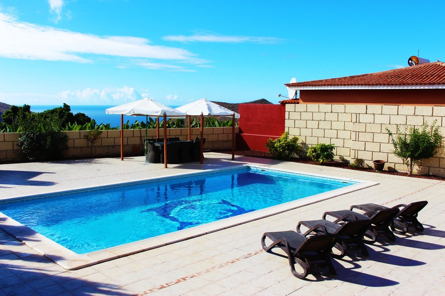 Villas To Rent In Chayofa Tenerife