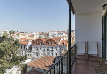 Apartment in Anjos, Lisbon Metropolitan Area