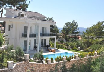 Villa in Oludeniz, Turkey