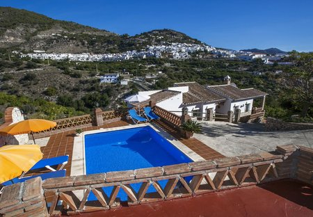 Villa in Frigiliana, Spain