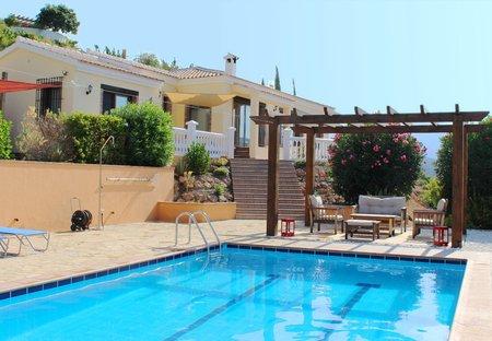 Villa in Los Guajares, Spain