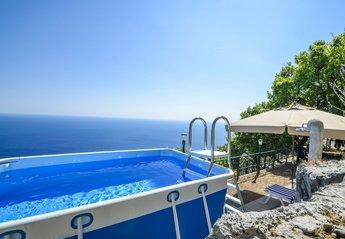 Villa in Italy, Praiano