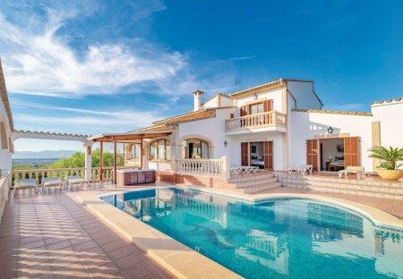 Villa in S'Aranjassa, Majorca