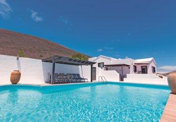Villa in La Asomada, Lanzarote
