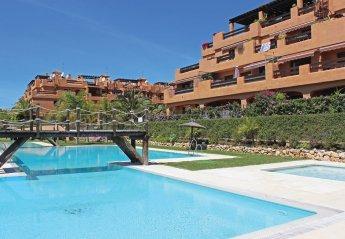 Apartment in Alcazaba Beach, Spain