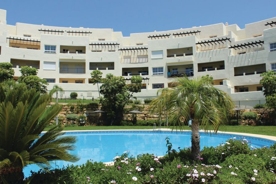 Apartment To Rent In Benalm 225 Dena Spain With Shared Pool