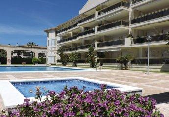 Apartment in Cambrils, Spain