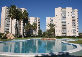 Apartment in Urbanova, Spain