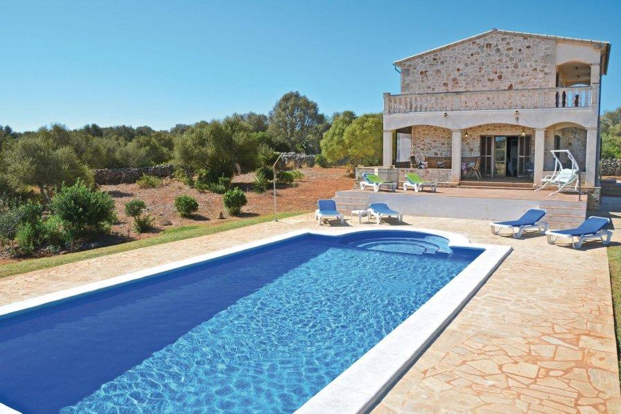 Villa in Spain, Santanyí