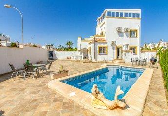 Villa in Spain, Urbanización las Mimosas-La Chismosa