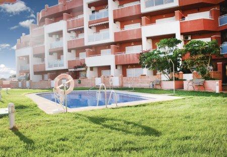 Apartment in Urbanización Roquetas de Mar, Spain
