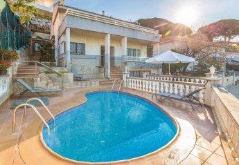 Villa in Sant Pol de Mar, Spain