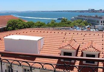 Apartment in Săo Paulo, Lisbon Metropolitan Area